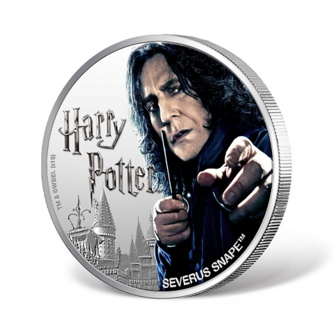 Harry Potter Series-Severus Snape