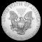 AMERICAN SILVER EAGLE EMERGENCY PRODUCTION FS PHILADELPHIA LABEL